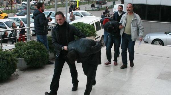 Eskort Kizla Ilişki Sonrasi Gaspa 4 Tutuklama