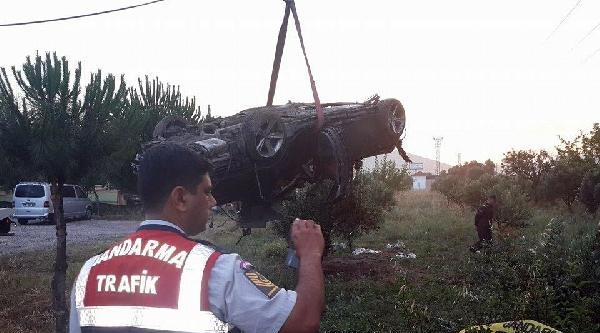 Esrarengiz Kazada Ölenlerin Cenazeleri Ailelerine Teslim Edildi