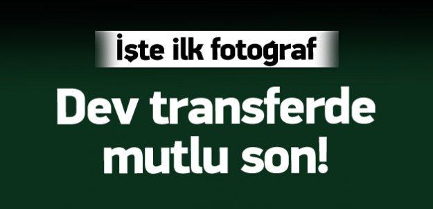 Eto'o resmen Antalyaspor'da