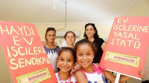 Ev İşçileri Sendikasından 'kupon' Sistemine Eleştiri