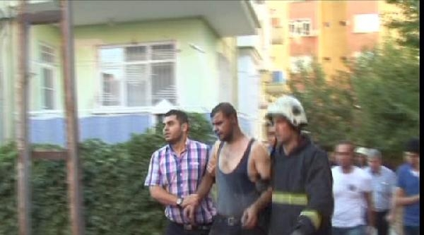 Evde İntihar Girişiminden Vazgeçirilen Genç, Hastanede Penceresinden Atladı
