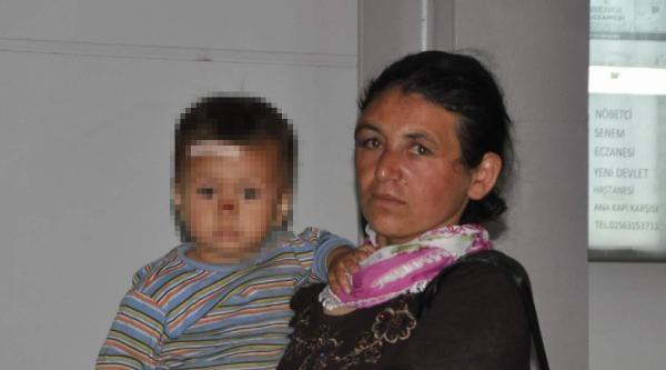 Eve Alkollü Gelip, Kendisini Döven Kocasını Hastanelik Etti
