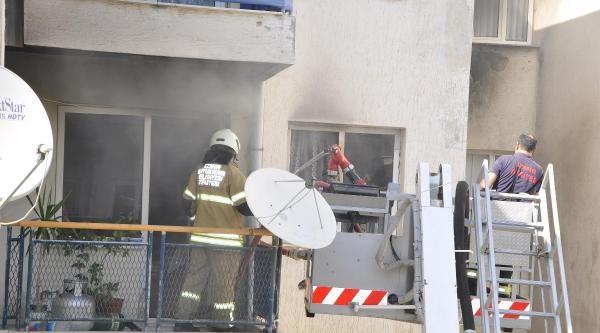 Evindeki Yangında Öldü - Ek Fotoğraf