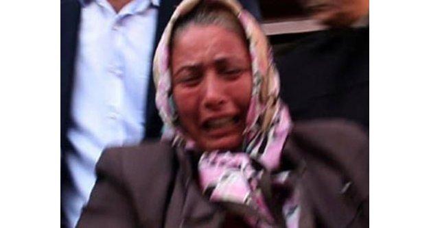 Evlat katili annenin gözyaşları
