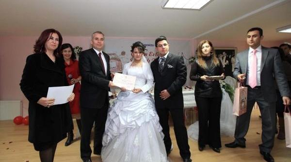 Evlilik Okulu 550 Mezun Verdi
