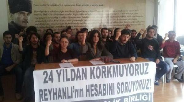 Eylem Yapan 14 Tgb'liye Hapis Ve Para Cezasi