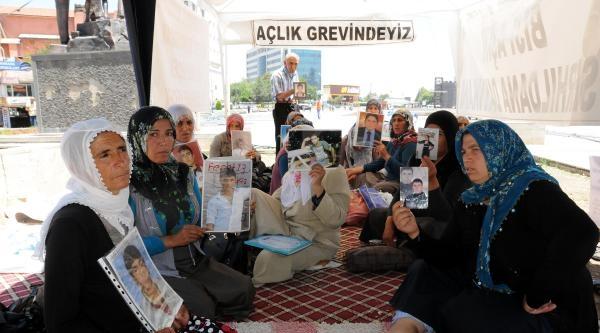 Eylem Yapan Aileler Başbakan İle Görüşecek