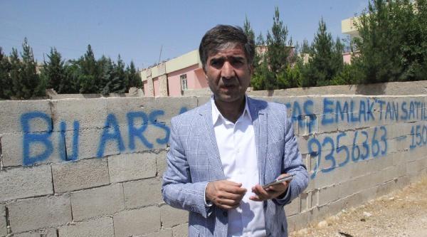Eyyübiye'de Kaçak Yapılaşmaya İzin Verilmeyecek