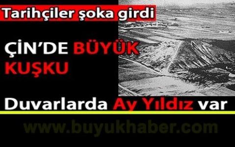 Ezberleri bozacak Ayyıldızlı Türk piramidi!