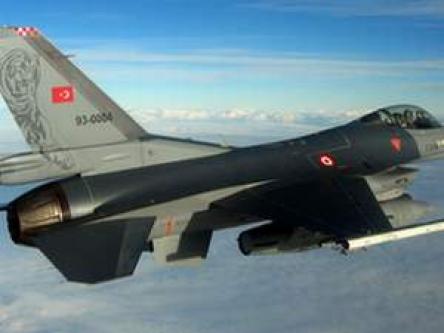 F-16'lar Suriye uçağı için havalandı!
