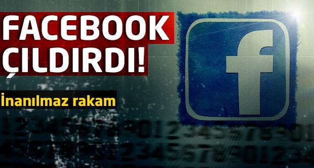 Facebook çıldırdı!