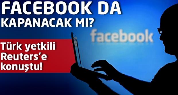 Facebook da kapanacak mı? İşte yanıtı...