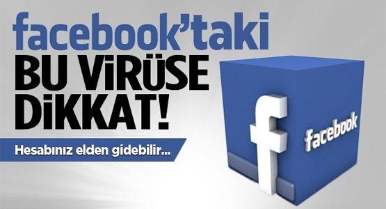 Facebook kullanıcıları dikkat! Hesabınız elden gidebilir!