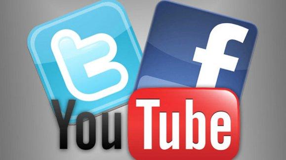 Facebook, twitter ve Youtube kapatıldı mı?