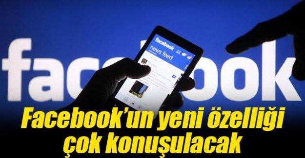 Facebook'un Yeni Özelliği Merak Uyandırdı