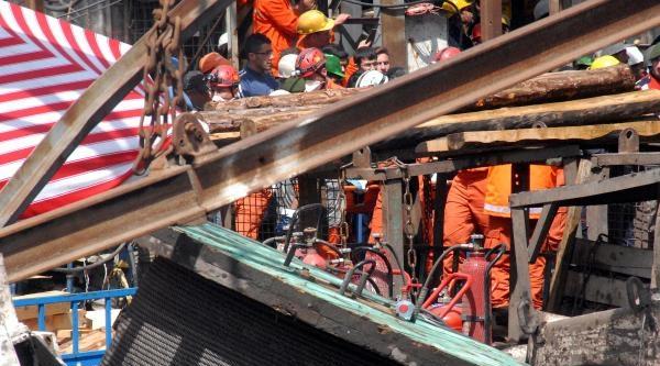 Facia Madeninde Yeni Yangın- Ek Fotoğraflar