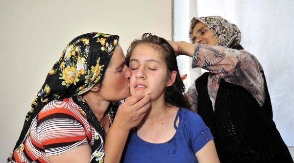Faciadan Kurtuldu, Kızı İçin Yardım Bekliyor
