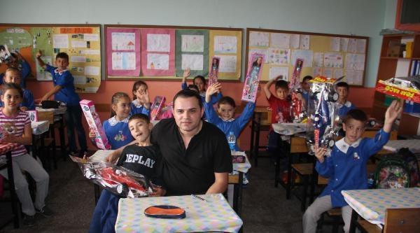 Facianın Etkilediği Çocuklara 5 Bin Oyuncak