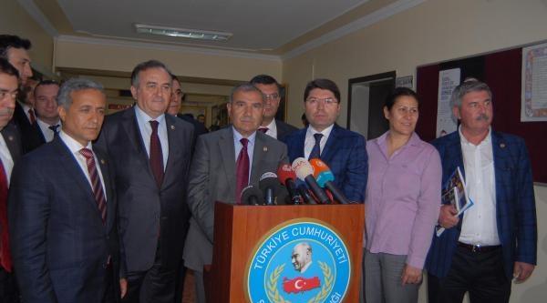 Faciayı Araştırmak İçin Oluşturulan Tbmm Komisyonu Soma'da (3)