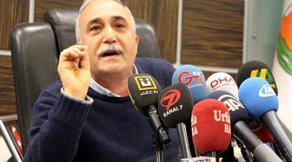 Fakibaba'dan, Türgev'e  'kiyak Arazi' Haberlerine Tepki
