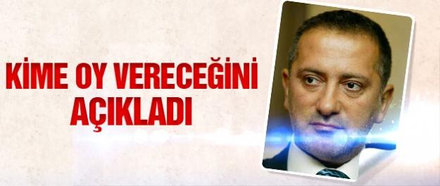 Fatih Altaylı kime oy vereceğini açıkladı!