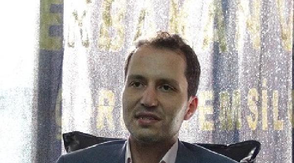 Fatih Erbakan :eklemeddin  İhsanoğlu Takdire Şayan Bir İnsan