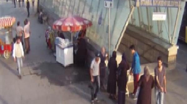 Fatih'te Hırsızlar Bir Ailenin Bütün Emeğini Çaldilar
