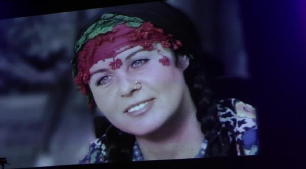 Fatma Girik'e Nürnberg'te Ömür Boyu Onur Ödülü