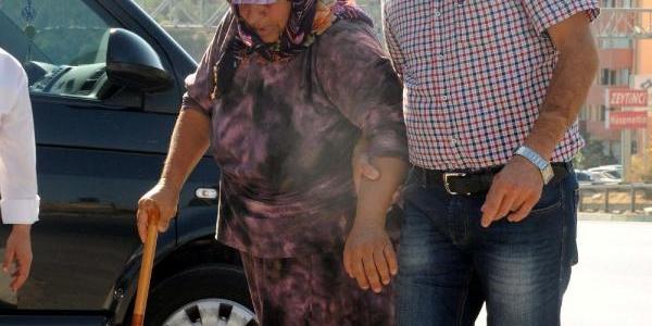 Fatma Öcalan, Imrali'ya Gidecek