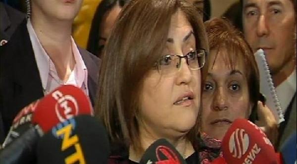 Fatma Şahin : Sayin Genç'i Millet Nasil Anacak?