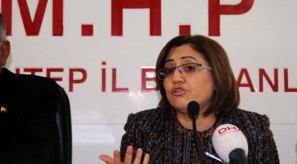 Fatma Şahin: Şehit Aileleri Ve Gazi Sorunlarinin Yüzde 85'i Çözüldü