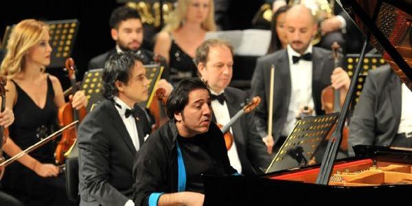 Fazil Say, Piyano Festivalini 'Su' Ile Açti