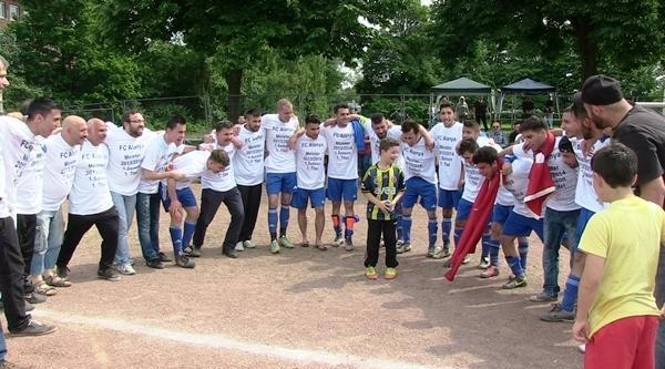 Fc Alanyaspor, Almanya'da Mutlu Sona Ulaştı