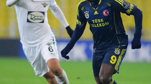 Fenerbahçe - Akhisar Belediye Maçindan Fotoğraflar (Ek)