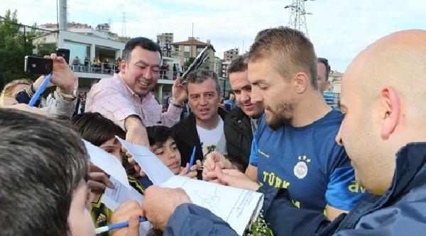Fenerbahçe, Akhisar Belediyespor Maçının Hazırlıklarına Başladı