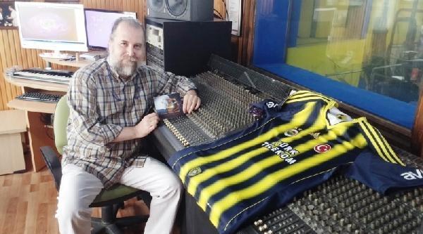 Fenerbahçe Aşkı Senfoni Albümü Yaptırdı