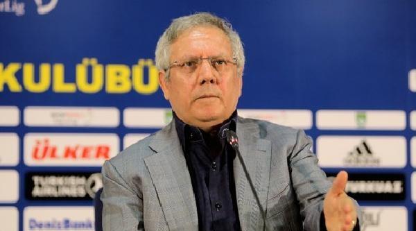 Fenerbahçe Başkanı Yıldırım: