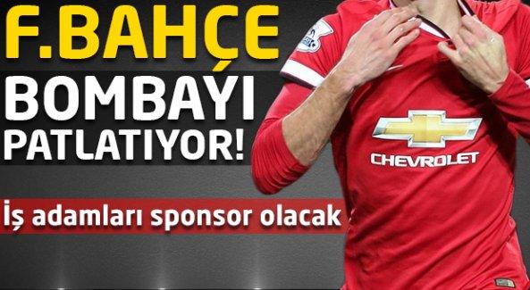 Fenerbahçe bombayı patlatıyor! İş adamları sponsor olacak
