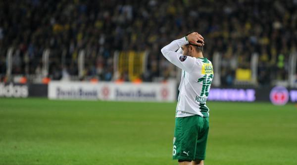 Fenerbahçe-bursaspor Maçı Ek Fotoğrafları