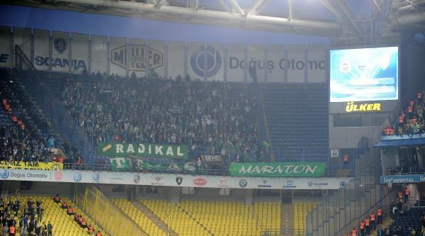 Fenerbahçe-bursaspor Maçı Fotoğrafları