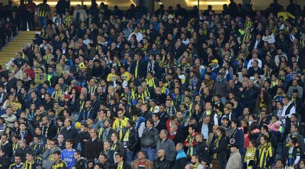 Fenerbahçe - Bursaspor Maçından Ek Fotoğraflar