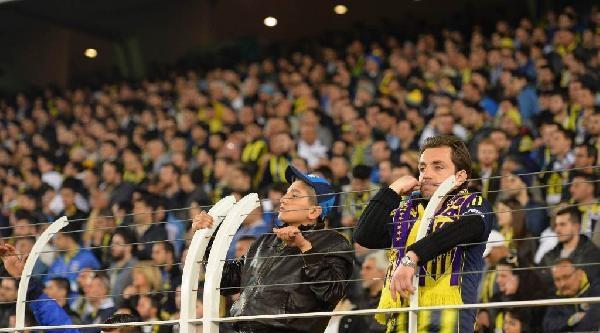 Fenerbahçe - Bursaspor Maçından Fotoğraflar