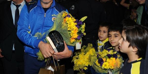 Fenerbahçe Bursa'ya Geldi