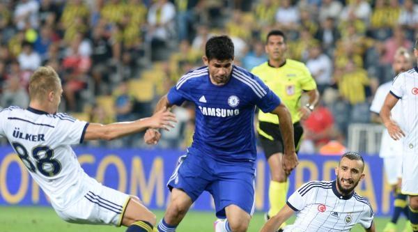 Fenerbahçe - Chelsea: 0 - 2 (ek Fotoğraflar)