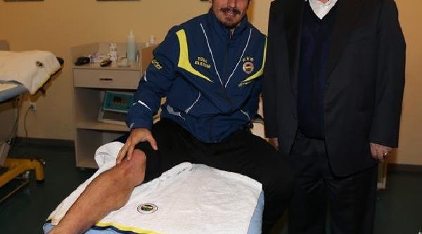 Fenerbahçe, Derbi Maçin Hazirliklarini Tamamladi