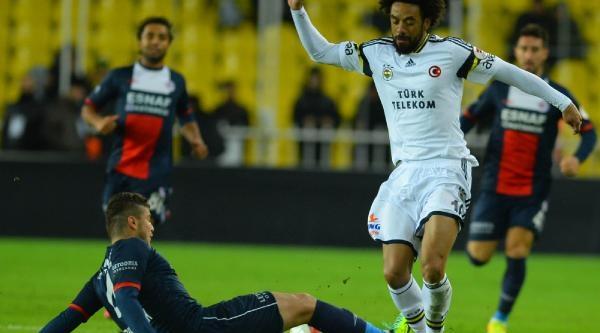 Fenerbahçe - Fethiyespor Maçinin Fotoğraflari (Ek)