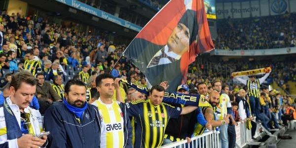 Fenerbahçe - Galatasaray Fotoğraflari