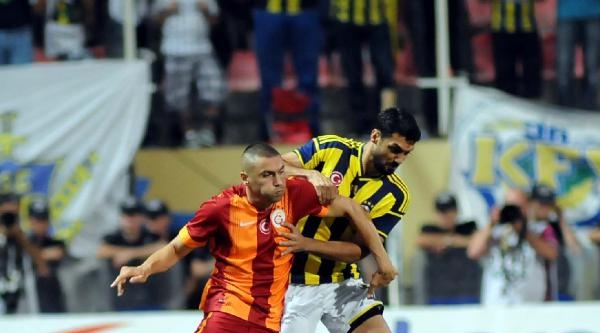 Fenerbahçe - Galatasaray Maçı Ek Fotoğraflar