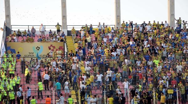 Fenerbahçe - Galatasaray Maçı Fotoğrafları