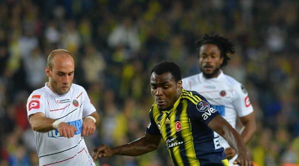 Fenerbahçe - Gençlerbirliği Maçının İkinci Yarı Fotoğrafları